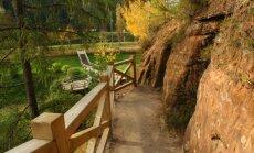 Līgatne, dabas taka, gaujas nacionālais parks