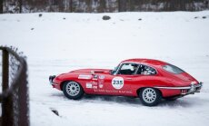 Uz Montekarlo vēsturisko ralliju dosies četri 'Jaguar' no Rīgas