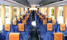 Krievijā avarē 'Ecolines' autobuss; pasažieri atsakās no hospitalizācijas