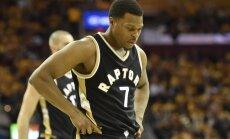 Kails Laurijs ar Toronto 'Raptors' noslēdz 100 miljonu līgumu