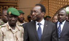 Mali pagaidu prezidents vēlēšanas sarīkot cer līdz 31.jūlijam