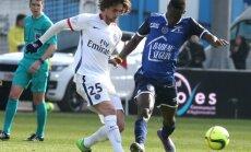 PSG futbolisti ar graujošu uzvaru nodrošina Francijas čempionu titulu