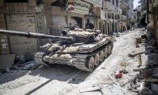 Pierādījumi liecina par Asada vainu ķīmisko ieroču pielietošanā, secina ES