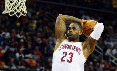 Zināmi visi NBA izslēgšanas spēļu pirmās kārtas dueļi