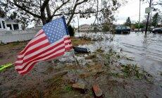 Amerikāņi satraukti gaida 'ārkārtīgi bīstamu' vētru