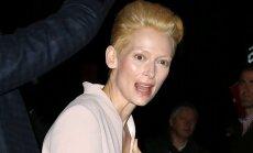 Актриса Тильда Суинтон призналась, что сыграла пожилого мужчину