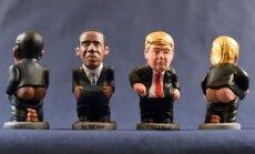 Nav pierādījumu par Obamas pasūtītu Trampa noklausīšanos, paziņo ASV Tieslietu ministrija