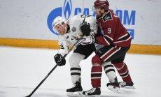 Krišjānis Rēdlihs izvēlēts par nedēļas labāko KHL aizsargu