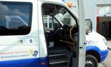 'Rīgas satiksme' konkursā meklē mikroautobusu pārvadājumu sniedzēju