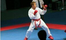 Karatists Kalniņš sasniedz Eiropas čempionāta finālu