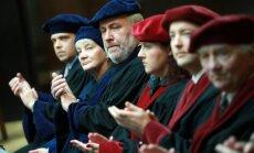 Fotoreportāža: kā Latvijas Universitāte lielo jubileju svinēja