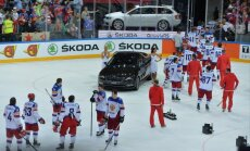 IIHF World Championship-2015. Canada vs. Russia.