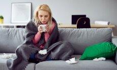 Из-за эпидемии гриппа в Даугавпилсе объявлен карантин
