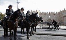 Израильская полиция возьмет в кольцо арабские районы Иерусалима