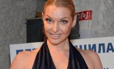 Волочкова показала свой идеал красоты и женственности
