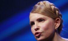 Тимошенко призвала Киев встать с колен и платить за газ