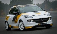 'Opel' atgriežas motoru sportā