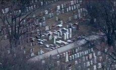 Video: ASV izdemolēti ebreju kapi; saņemti spridzināšanas draudi