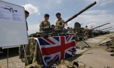 Lielbritānija atbrīvos karavīrus no pakļautības Eiropas Cilvēktiesību konvencijai