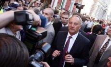 Президента Латвии призывают подать в отставку