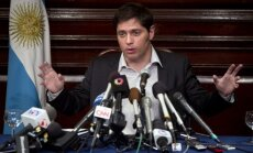 Argentīna paziņo par bankrotu