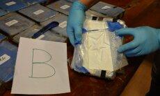 Krievija cenšas apslāpēt Argentīnas kokaīna skandālu
