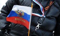Krietni pasliktinājusies Krievijas starptautiskā reputācija, liecina aptauja