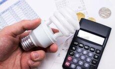 Trijos gados elektroenerģijas tirgotāju mainījuši 2% mājsaimniecību