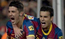 Madrides 'Real' jau sāk tirgot biļetes uz aprīļa 'El Clasico' spēli