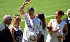 Madrides 'Real' par Garetu Beilu pieprasa miljardu eiro