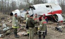 Polijas prezidenta lidmašīnas avārija Krievijā 10.04.2010.