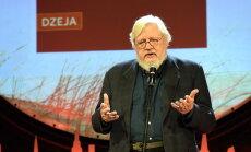 Foto: Apbalvoti labākie Latvijas literatūrā. Godina LaLiGaBa saņēmējus