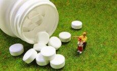 Bērns iedzēris tabletītes vai tīrāmo līdzekli. Pirmā rīcība saindēšanās gadījumā