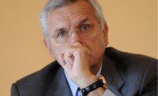 Jurkāns prognozē Repšes partijas veidošanu, par savu atgriešanos politikā - skeptisks