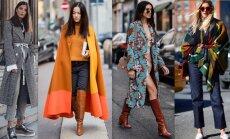 Novembra modes salikumi: 30 tērpu idejas, ko viegli atdarināt