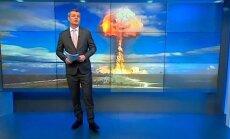 Vairāk ūdens, mazāk saldumu: Krievijas televīzijā māca veidot krājumus karam