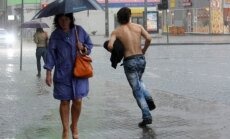 Tuvākajās divās nedēļās lietus Latvijā gaidāms katru dienu
