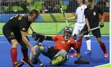 Rio olimpisko spēļu rezultāti lauka hokejā vīriešiem (06.08.2016)