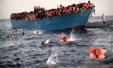 Германия хочет разворачивать в море лодки с беженцами