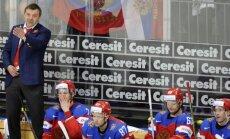 Hokeja Eirotūres Čehijas posms: Krievija piekāpjas Zviedrijai, Čehija uzvar Somiju