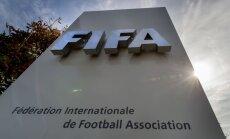FIFA sākusi izmeklēšanu par dopingu Krievijas futbolā