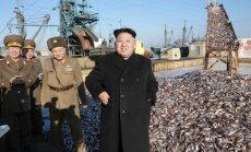 Ziemeļkoreja draud ar kodolizmēģinājumu ANO aktivitātes dēļ