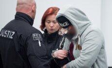 Vācijā par uzbrukumu bēgļiem piespriež cietumsodu astoņiem labējiem radikāļiem