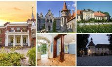 Leģendu nakts pasākumi visā Latvijā: spoku stāsti, jumpravas un neticami skaistas pilis