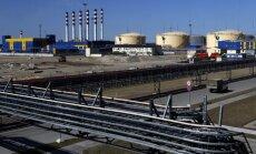 Konkursā par Latvijas naftas rezervju glabāšanu pieteicies ar Kremli saistīts uzņēmums, vēsta TV3