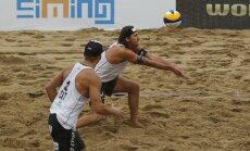 Pēc neveiksmes Maskavā Samoilovs un Šmēdiņš zaudējuši vēl divas vietas olimpiskajā rangā