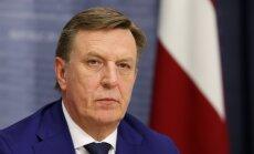 Kučinskis: katram ministram pašam būtu jānovērš aizdomas, ja tādas par viņu ir radušās