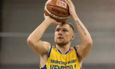'Ventspils' un 'VEF Rīga' basketbolisti ar grūtībām uzveic LBL lejasgala komandas