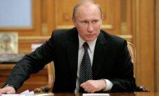 Путин призвал не гнобить геев и лесбиянок