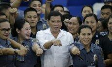 Filipīnas atteiksies no ES palīdzības Briseles pārmetumu dēļ